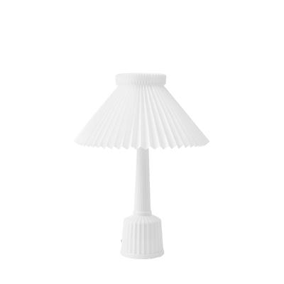 Lyngby Porcelæn Esben Klint lampe 46 cm