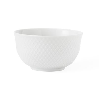 Lyngby Porcelæn Rhombe skål 11 cm