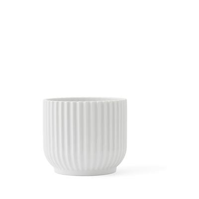 Lyngby Porcelæn Flower Pot urtepotteskjuler mellem