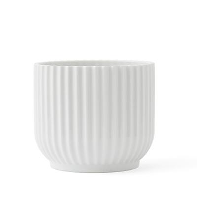 Lyngby Porcelæn Flower Pot urtepotteskjuler stor
