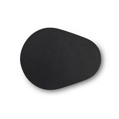 Noort Drop glasbrik 10x13 cm charcoal black