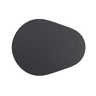 Noort Drop glasbrik 10x13 cm antracit