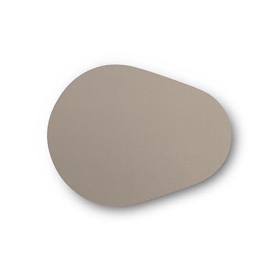 Noort Drop glasbrik 10x13 cm smoked grey