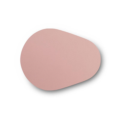 Noort Drop glasbrik 10x13 cm flamingo