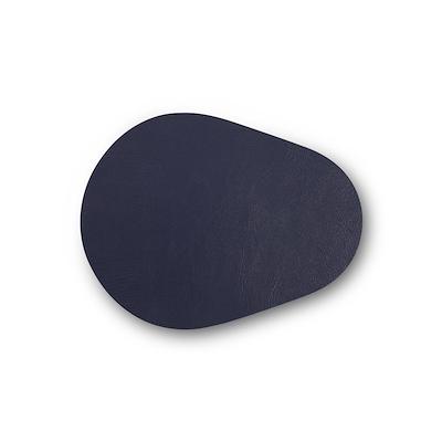 Noort Drop dækkeserviet 45x35 cm indigo blå