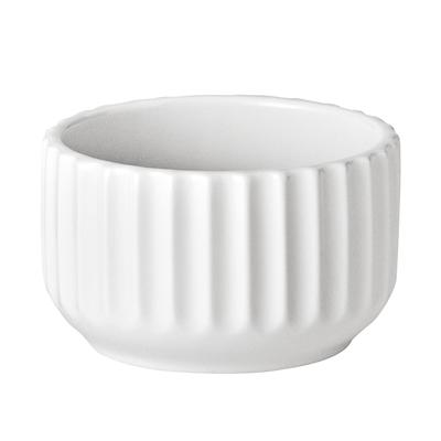 Lyngby skål hvid porcelæn 8,5 cm