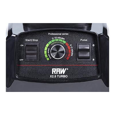 RAW blender X2.5 Turbo