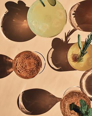 Frederik Bagger Crispy Eightball glas 2 stk