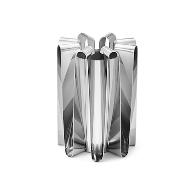 Georg Jensen Frequency vase stor