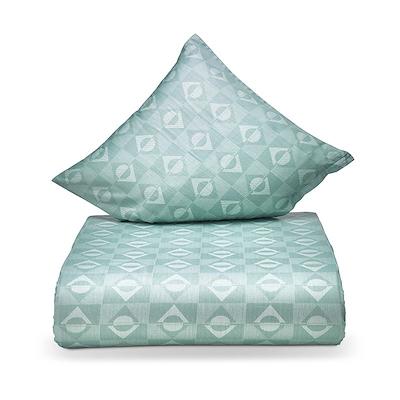 Juna Sail sengesæt mint 140x200 cm