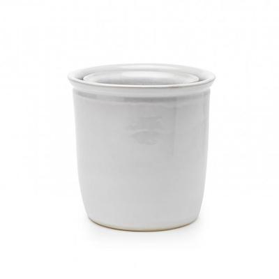 Knabstrup Keramik Tavola syltekrukke 4 + 2 liter