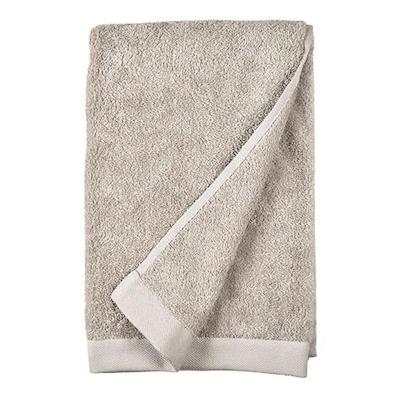 Södahl Comfort Organic håndklæde light grey 50x100 cm