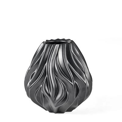 Morsø Flame vase sort 19 cm