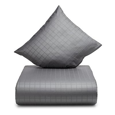 Södahl Clear sengesæt grå 140x200 cm