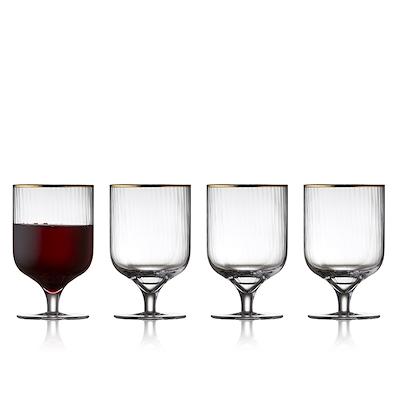Lyngby Glas Palermo vinglas 4 stk. 30 cl