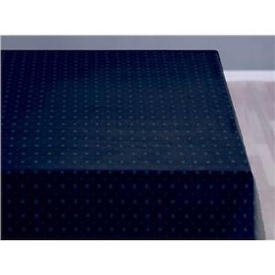 Södahl damask dug Squares 140x270 cm indigo