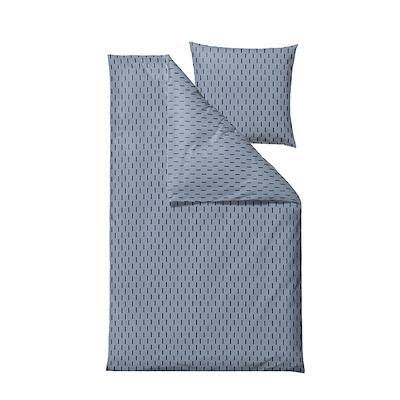 Södahl Graphic sengesæt sky blue 140x220 cm