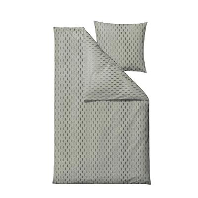 Södahl Graphic sengesæt green 140x200 cm