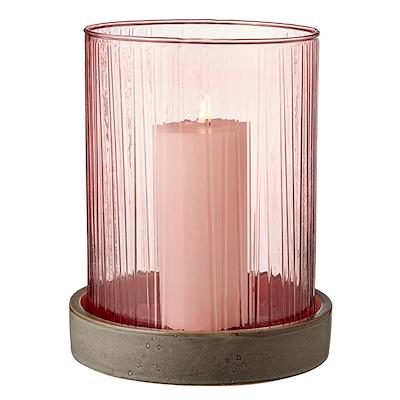 Bitz Hurricane med ledlys pink 24 cm