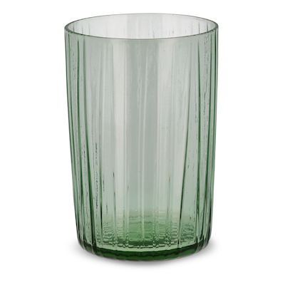 Bitz Kusintha vandglas grøn 28 cl