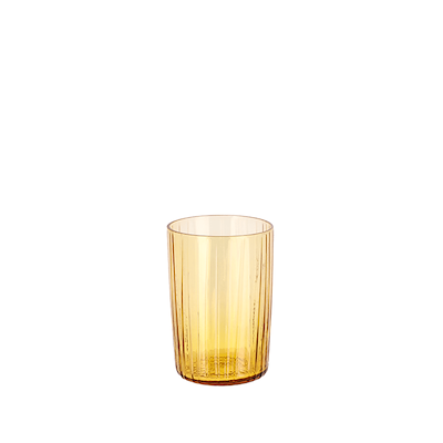 Bitz Kusintha vandglas amber 28 cl