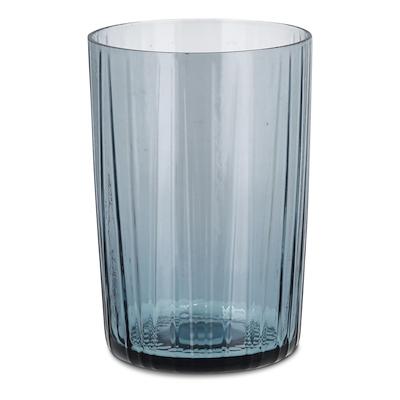 Bitz Kusintha vandglas blå 28 cl