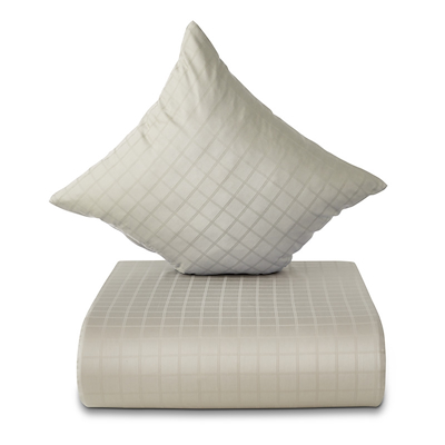 Södahl Clear sengesæt beige 140x200 cm