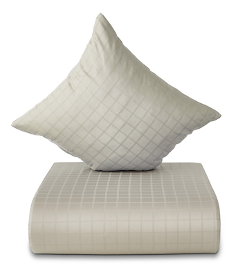 Södahl Clear sengesæt beige 140x220 cm