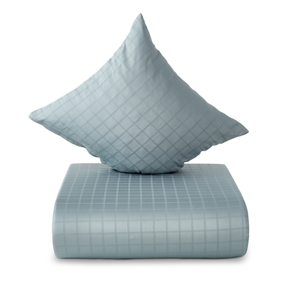 Södahl Clear sengesæt teal 140x200 cm
