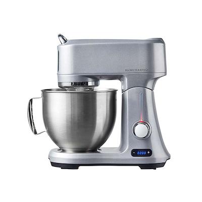 Blomsterbergs køkkenmaskine sølv 1000 watt