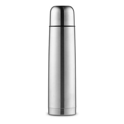 Aldente termoflaske stål 1,0 liter