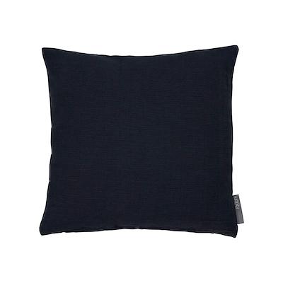 Södahl Basic melange pude 40x40 cm indigo