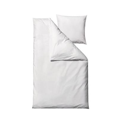 Södahl Edge sengesæt hvid 240x220 cm