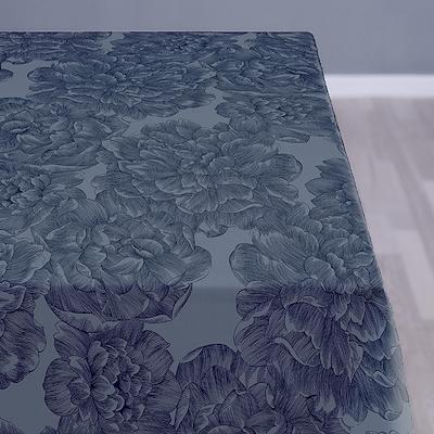 Södahl dug Modern Rose 140x270 cm china blue