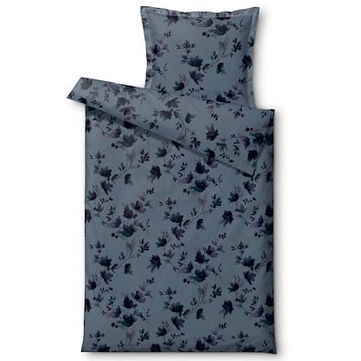 Södahl Delicate Petals sengesæt china blue 140x200 cm