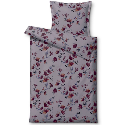 Södahl Delicate Petals sengesæt lavender 140x220 cm
