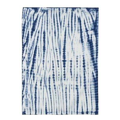 Södahl viskestykke shibori indigo 50x70 cm