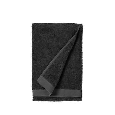 Södahl Comfort Organic håndklæde black 70x140 cm