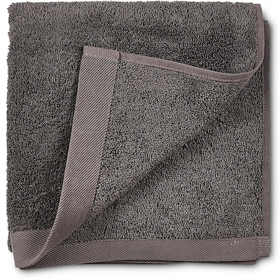 Södahl Comfort Organic håndklæde grey 50x100 cm