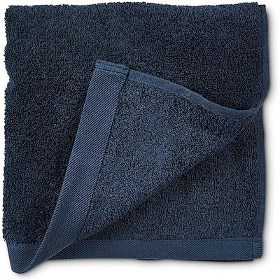 Södahl Comfort Organic håndklæde indigo 50x100 cm