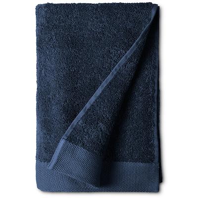 Södahl Comfort Organic håndklæde indigo 70x140 cm