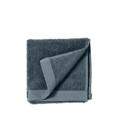 Södahl Comfort Organic håndklæde china blue 40x60 cm