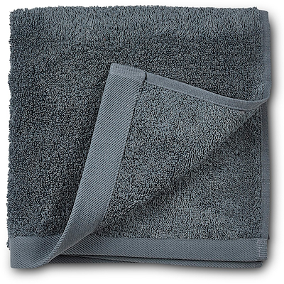 Södahl Comfort Organic håndklæde china blue 50x100 cm