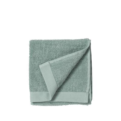 Södahl Comfort Organic håndklæde teal 40x60 cm