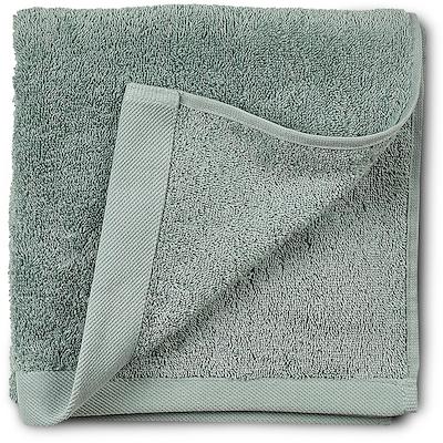 Södahl Comfort Organic håndklæde teal 50x100 cm