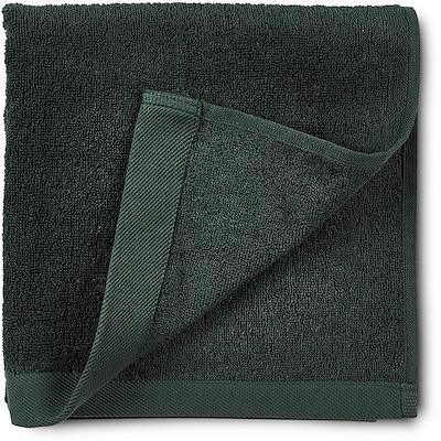 Södahl Comfort Organic håndklæde deep green 50x100 cm