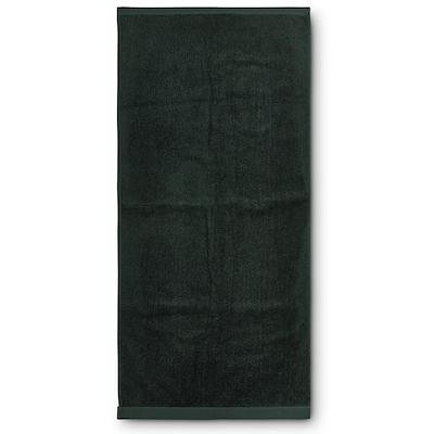 Södahl Comfort Organic håndklæde deep green 70x140 cm