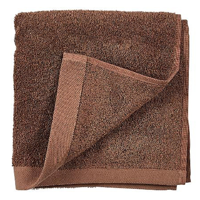 Södahl Comfort Organic håndklæde rosewood 50x100 cm