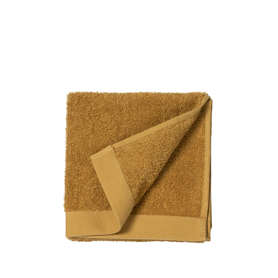 Södahl Comfort Organic håndklæde golden 40x60 cm