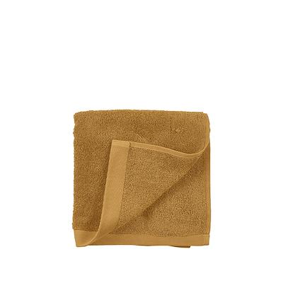 Södahl Comfort Organic håndklæde golden 50x100 cm